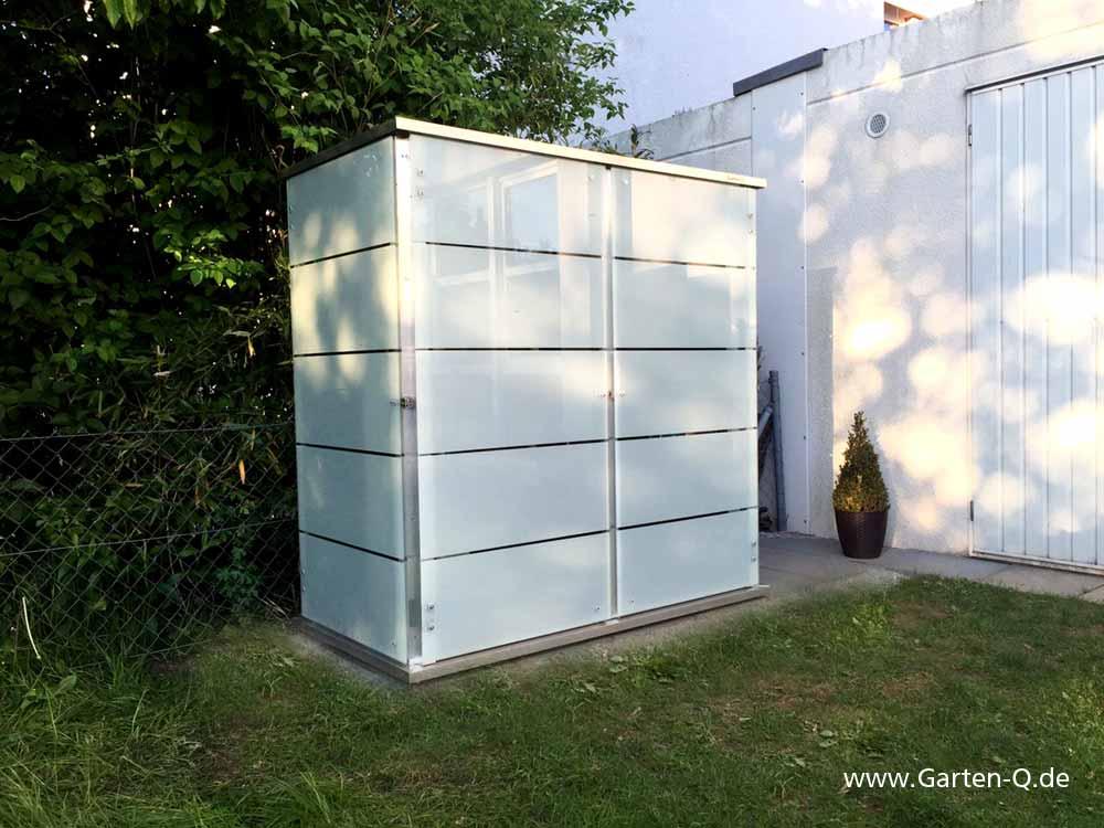 Gartenschrank Metall Amp Kunststoff Garten Q Gmbh