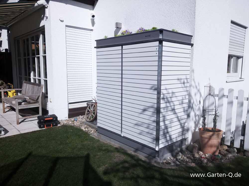Brandneu Flexibelster Gartenschrank der Welt - Garten-Q GmbH WA98