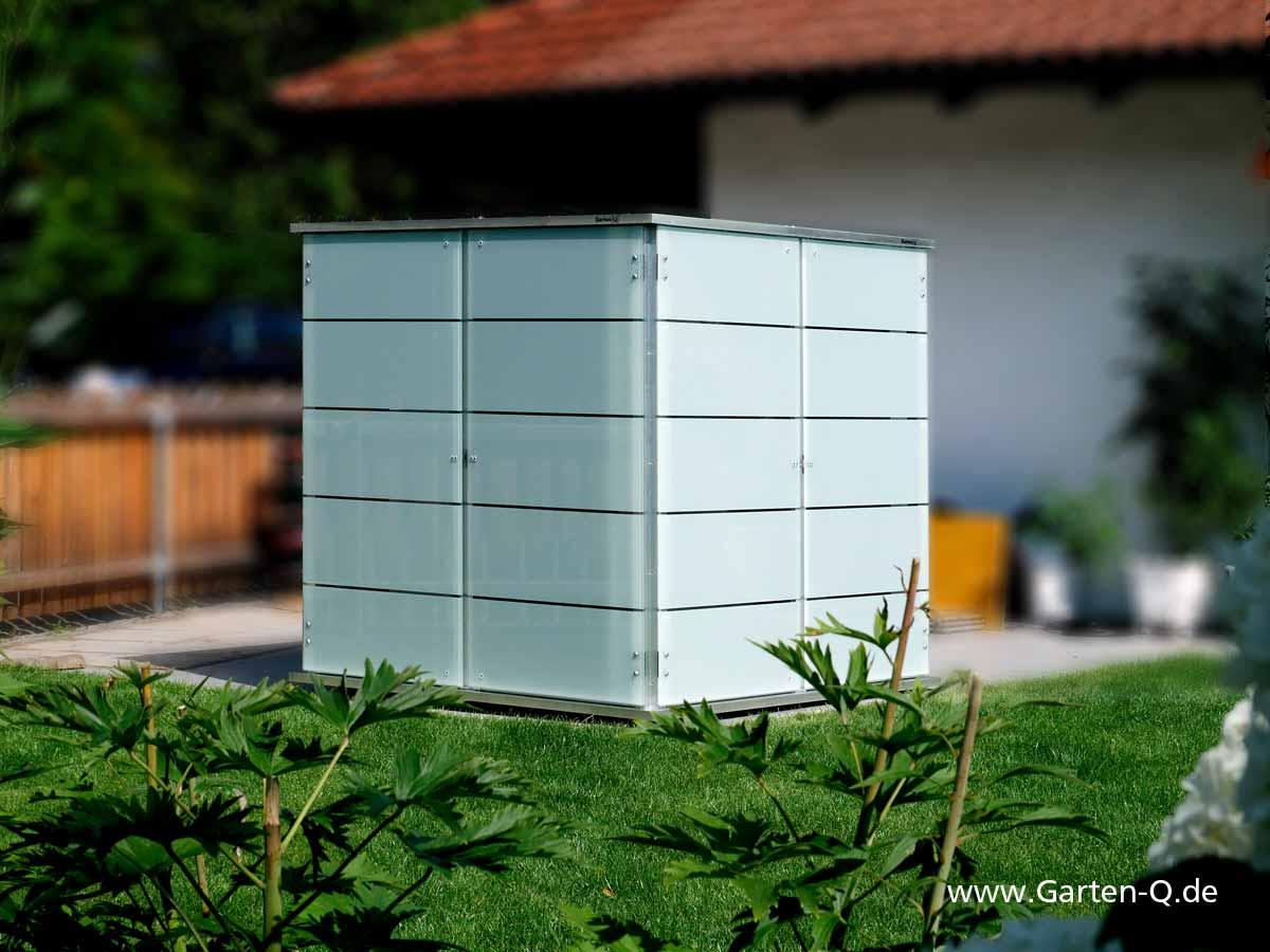 Gartenhaus Klein Cube Garten Q Gmbh