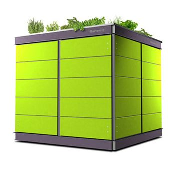 Gartenschrank Lime-green