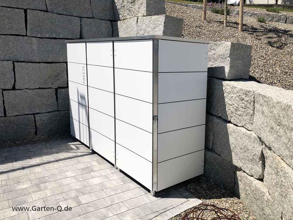 garten q moderne gartenh user gartenschr nke m llboxen und unterst nde. Black Bedroom Furniture Sets. Home Design Ideas
