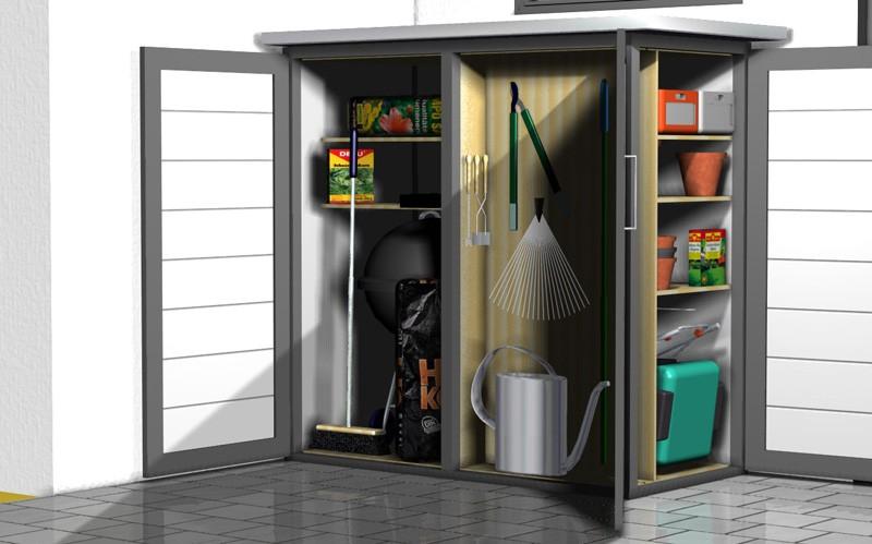 gartenger teschrank moderner ger teschrank aus holz garten q gmbh. Black Bedroom Furniture Sets. Home Design Ideas