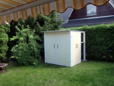 Der Gartenqbike Ist Da Das Perfekte Gartenhaus Mit