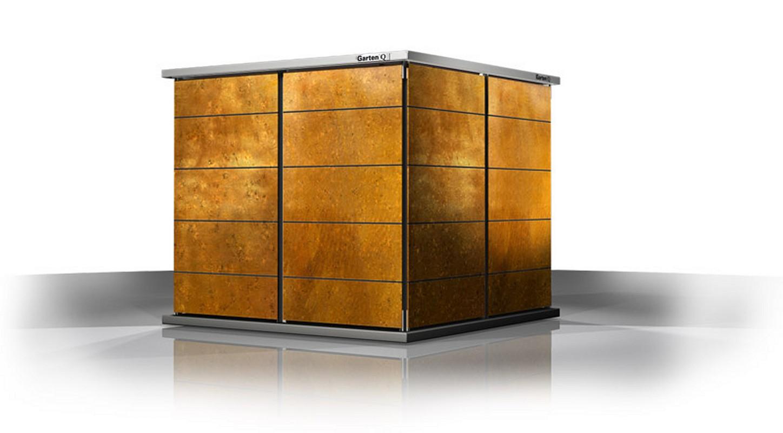 Die garten q special edition ist da garten q gmbh for Modernes sideboard aus metall