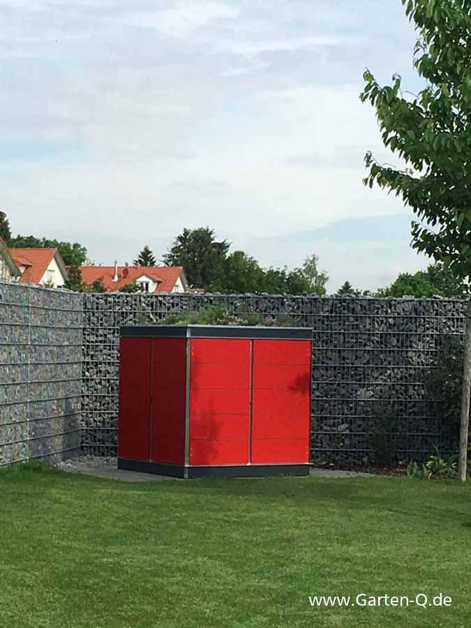 design gartenhaus modern - garten-q gmbh, Gartengerate ideen
