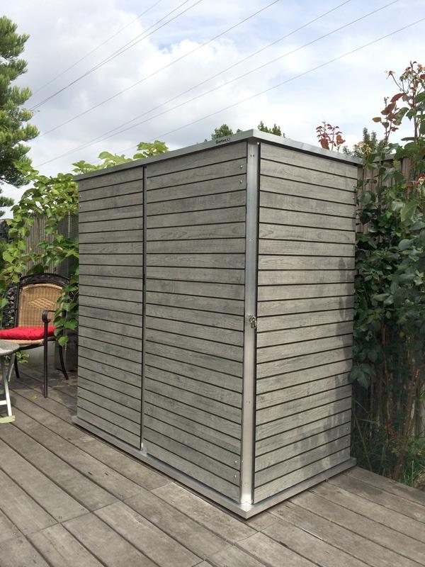 gartenbox gartentruhe q garten q gmbh. Black Bedroom Furniture Sets. Home Design Ideas